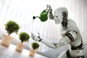 роботы помощники