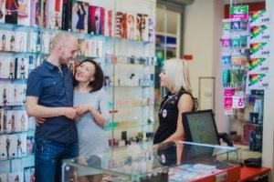 Успешный интим-магазин