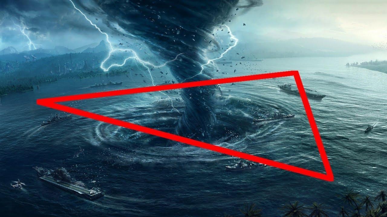Безумные теории Бермудского треугольника