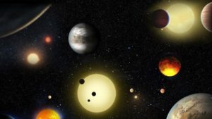 Есть ли в нашей галактике экзопланеты с океанами