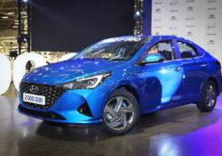 Обзор бюджетного автомобиля Hyundai Solaris3