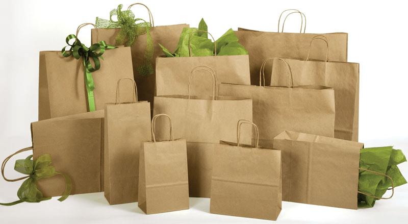 Особенности и назначения бумажных пакетов и стаканчиков