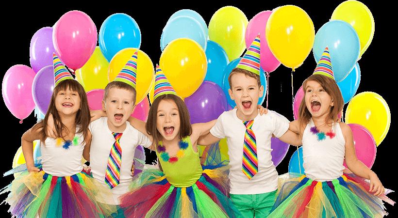 Правильная организация детского праздник