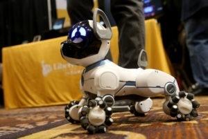Роботы улучшающую жизнь людей.