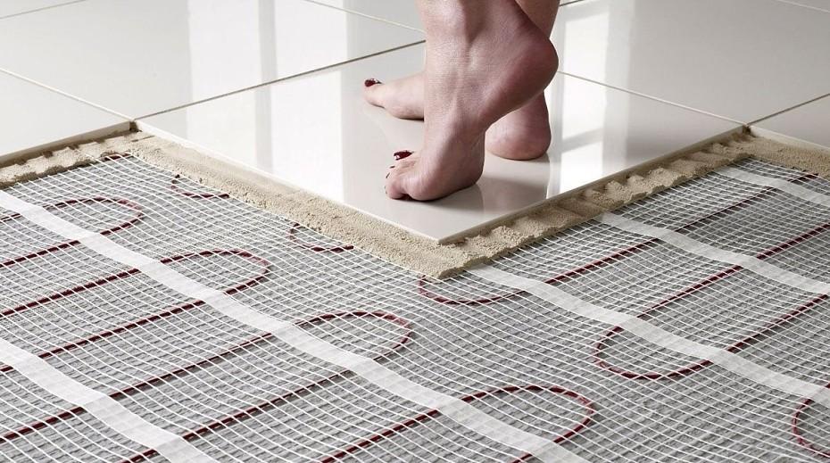 Теплый пол под плитку – какой выбрать