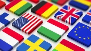 Топ 10 самых распространенных языков в мире
