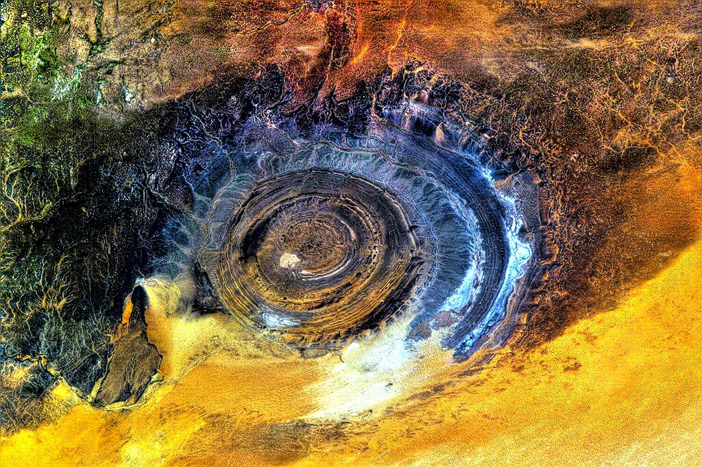 7 самых загадочных мест на планете Земля