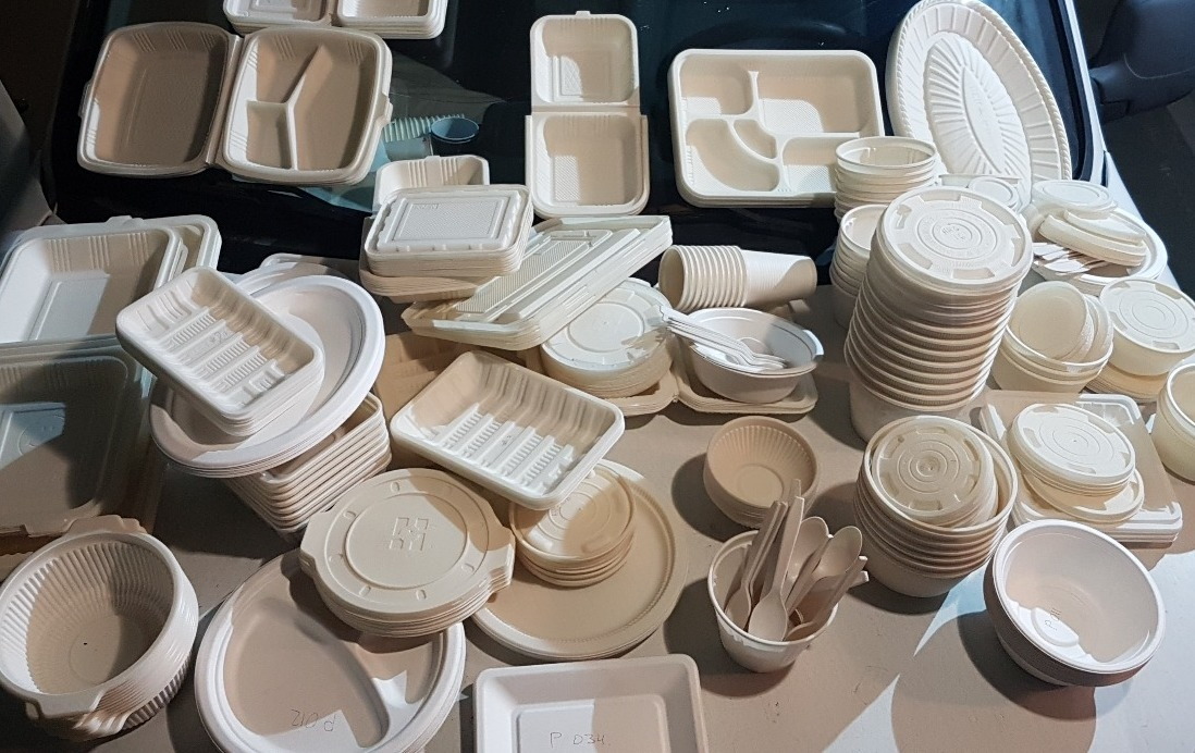 Интересное о одноразовой посуде
