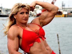 Самые сильные женщины-бодибилдеры