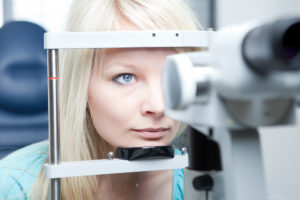Ультразвуковая диагностика (эхобиометрия глаза)