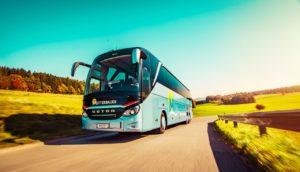Автобус Уфа-Оренбург