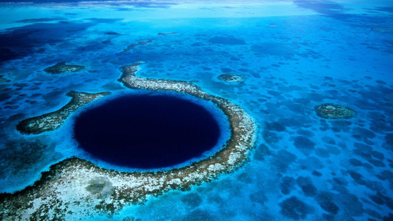 Тихий океан и интересные факты о нём