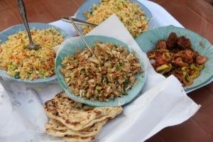 Шри-Ланка самой острой едой