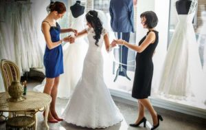 10 не простительных ошибок невест при выборе свадебного платья