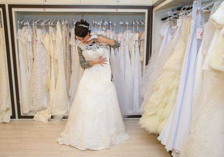10 Непростительных ошибок невест при выборе свадебного платья