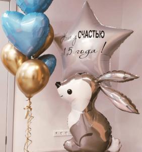 Новинки в области воздушных шаров от esta-fiesta
