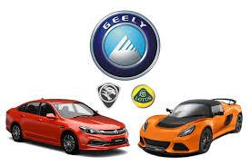 Geely Empire от холодильников до Volvo и Lotus