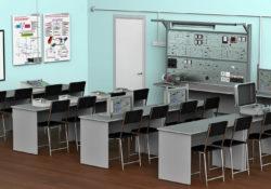 Про учебное оборудование и учебные стенды