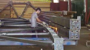 Технология изготовления металлоконструкций