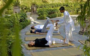 Разновидности йоги