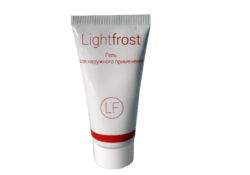 Анестезирующий гель Light frost