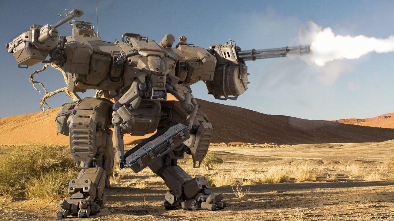 5-ка лучших боевых роботов Российской Федерации