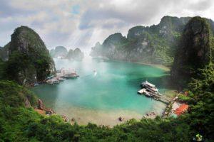 Самые загадочные и красивые места Азии