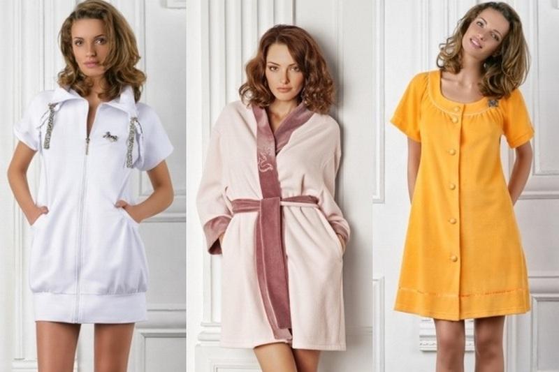 Домашняя одежда – удобно, ярко, стильно!