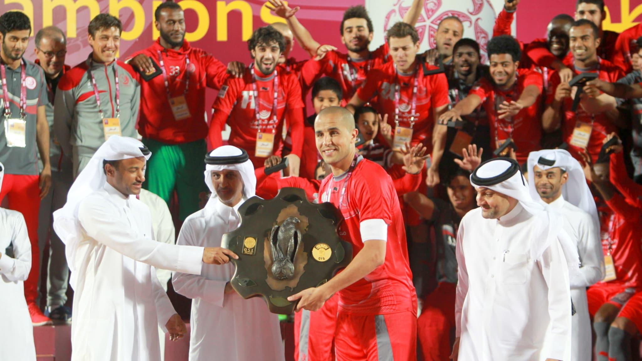 Катар проведет в России масштабный спортивный фестиваль