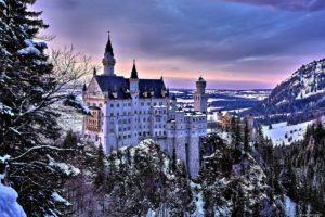 Самые прекрасные замки мира