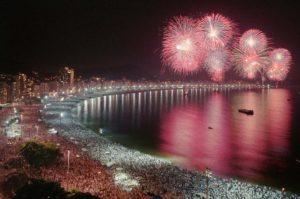 Новый год в разных уголках мира
