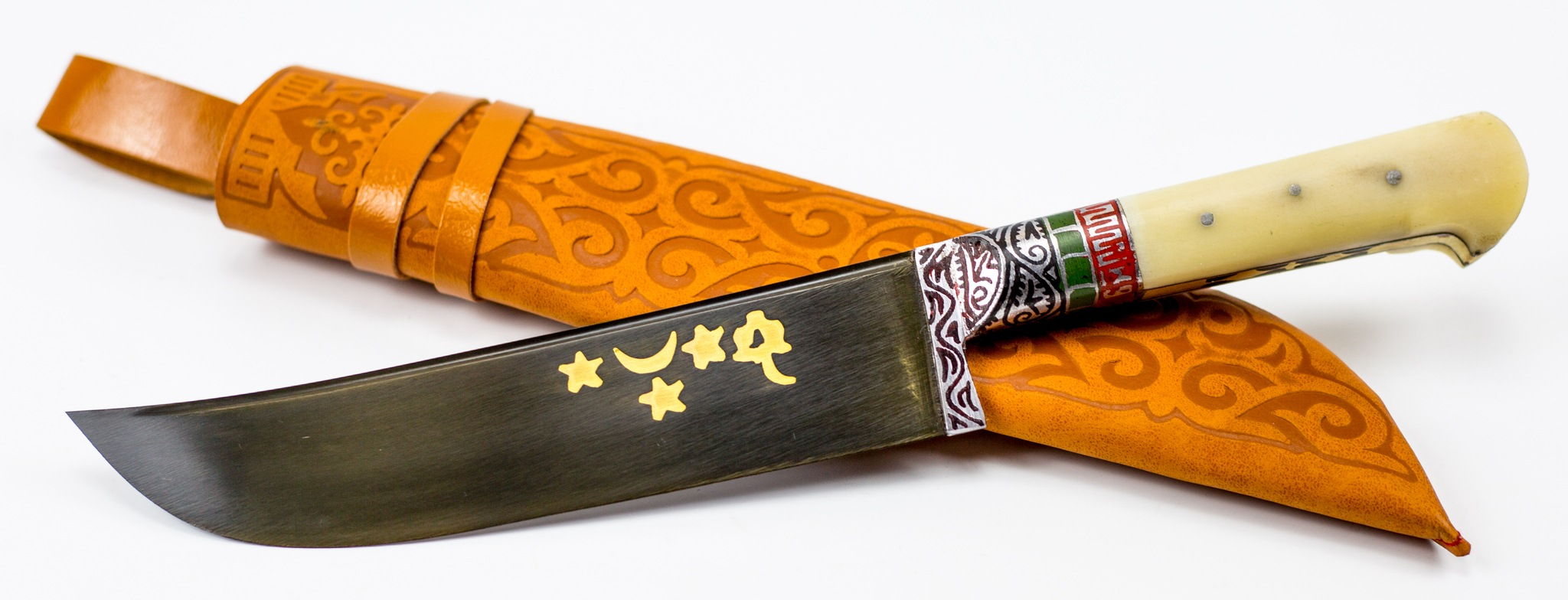 Узбекский нож пчак шархон