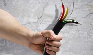 Виды электрических кабелей и их применение