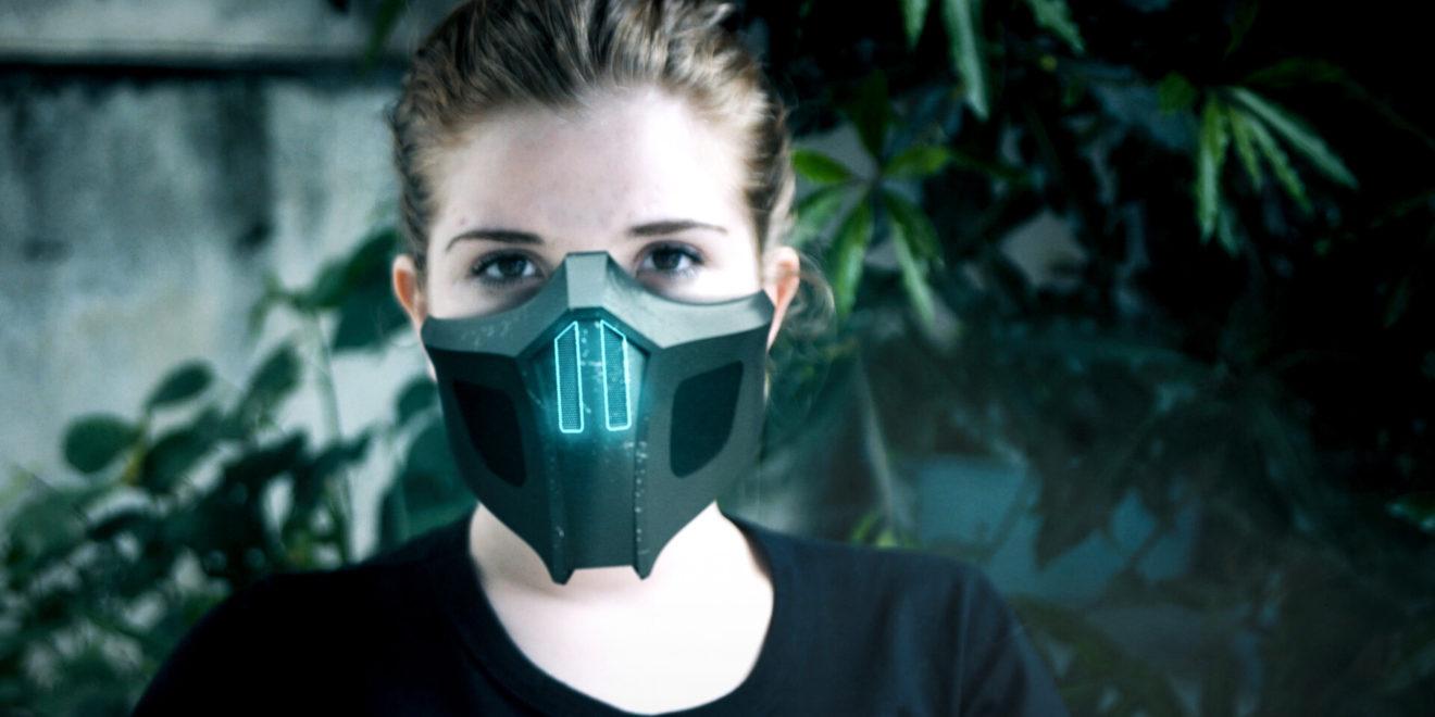 Защитные маски будущего. Интересные изобретения