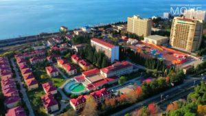 Жилищный комплекс АК «МОНЕ» в городе Сочи