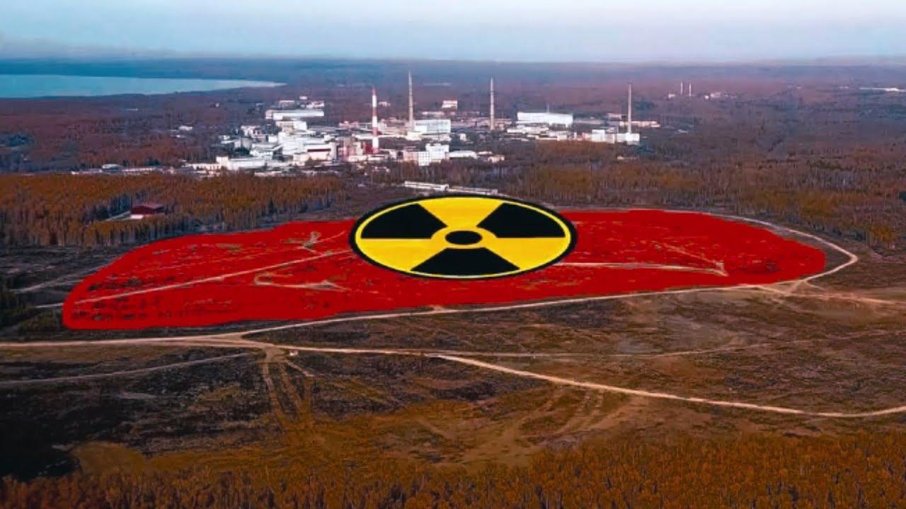 Топ 10 самых радиоактивных мест на Земле