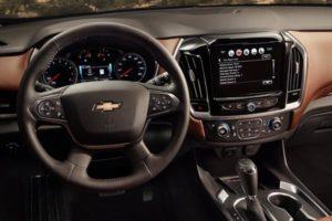 Chevrolet Traverse 2019 года