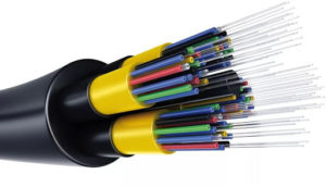 Преимущества оптоволоконного кабеля