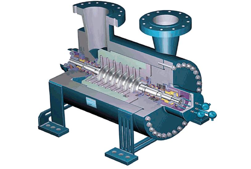 Устройство и применение центробежного компрессора