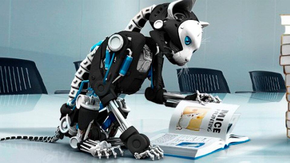 В ближайшем будущем домашних животных заменят роботизированные животные