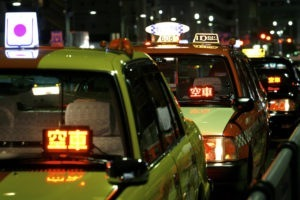 Факты о такси разных стран