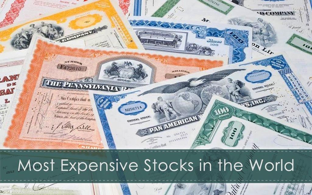Самые дорогие акции мира