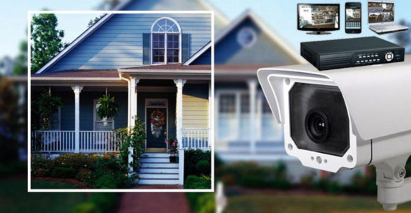 Видеонаблюдение на дачном участке: особенности, выбор системы видеонаблюдения и установка