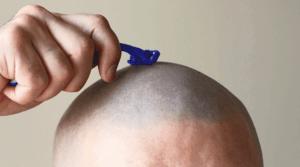 Бритье головы на лысо советы для лысых и бритых наголо мужчин