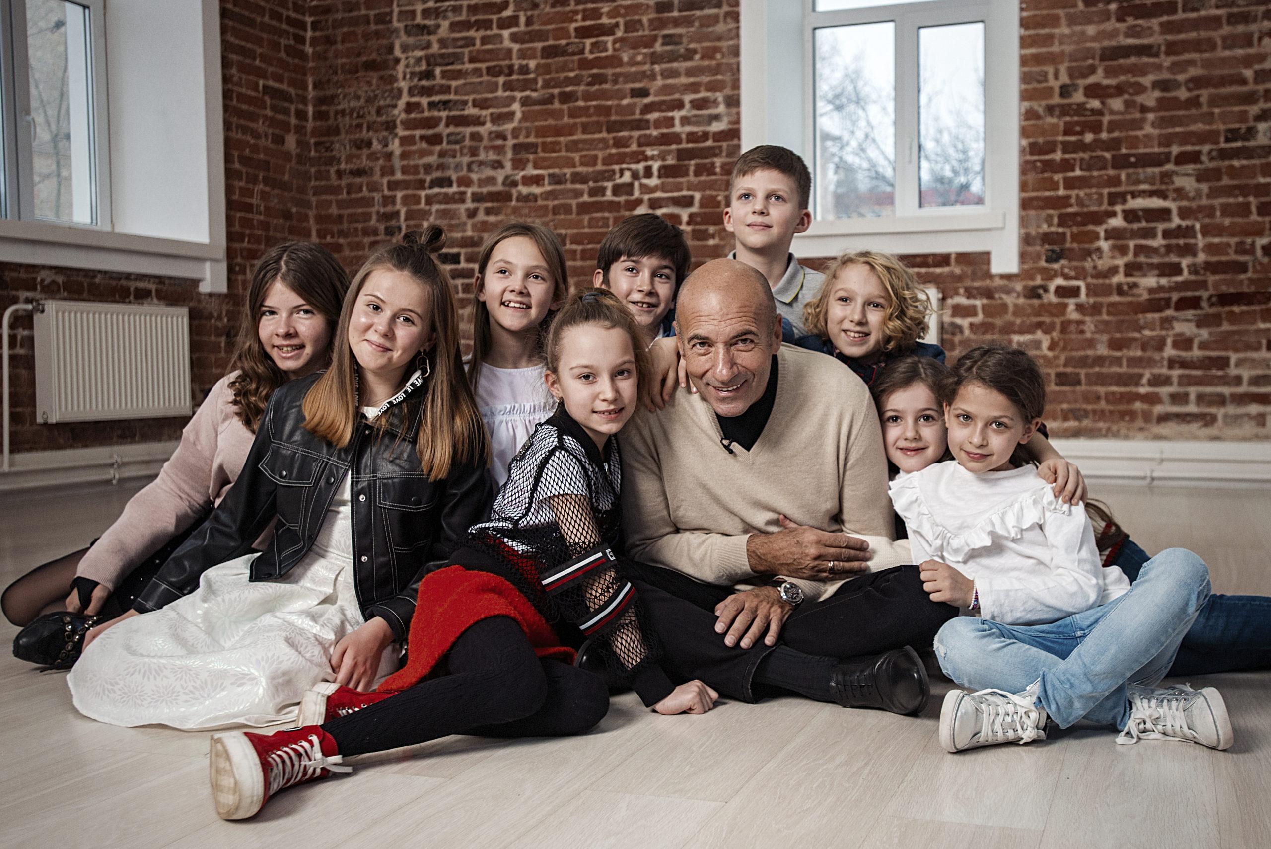 Академия Игоря Крутого расширяет границы