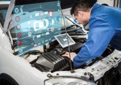 Автотехцентр специализируется на обслуживании