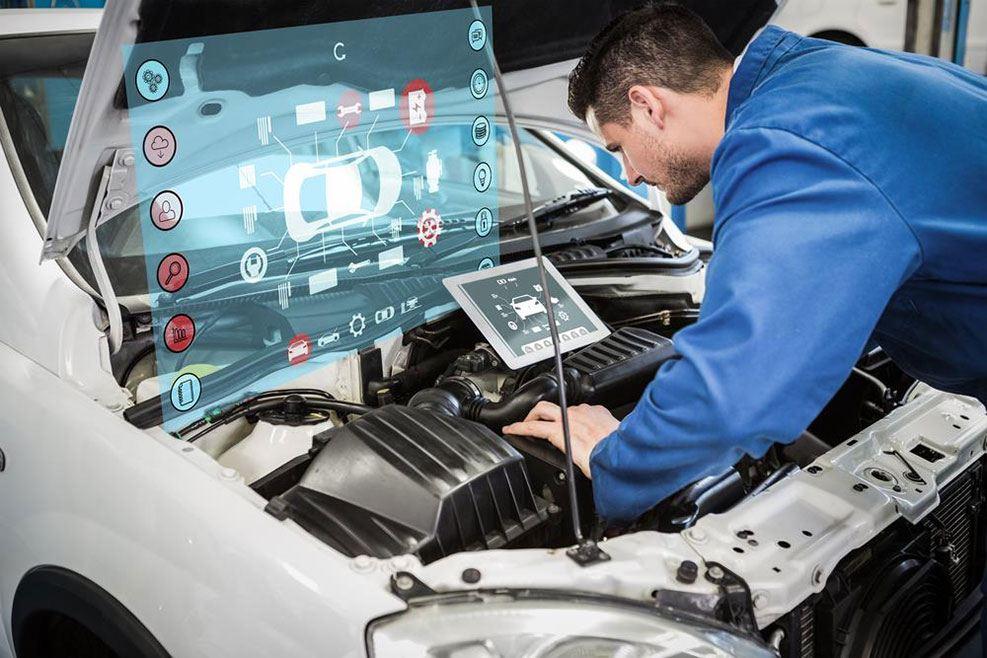 Автотехцентр. Квалифицированное обслуживание, диагностика и ремонт автомобилей