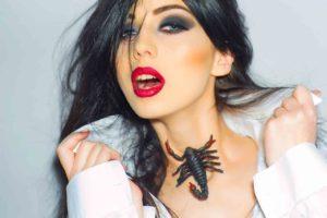 Женщины-Скорпионы. Топ-10 интересных фактов