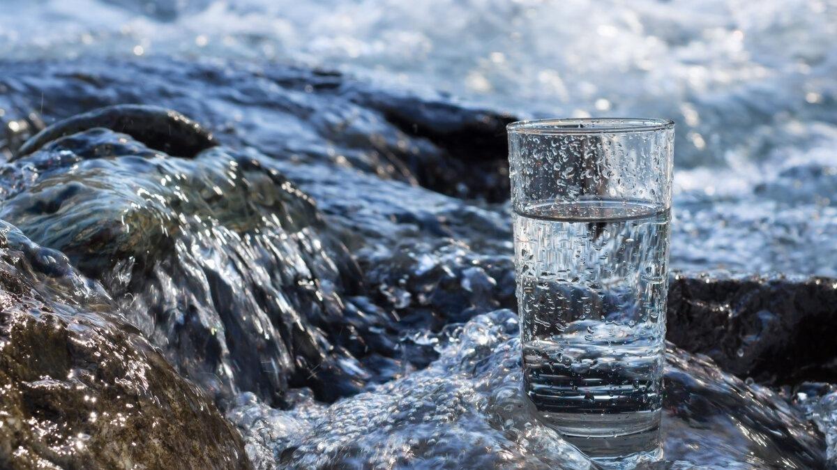 Что такое природная вода
