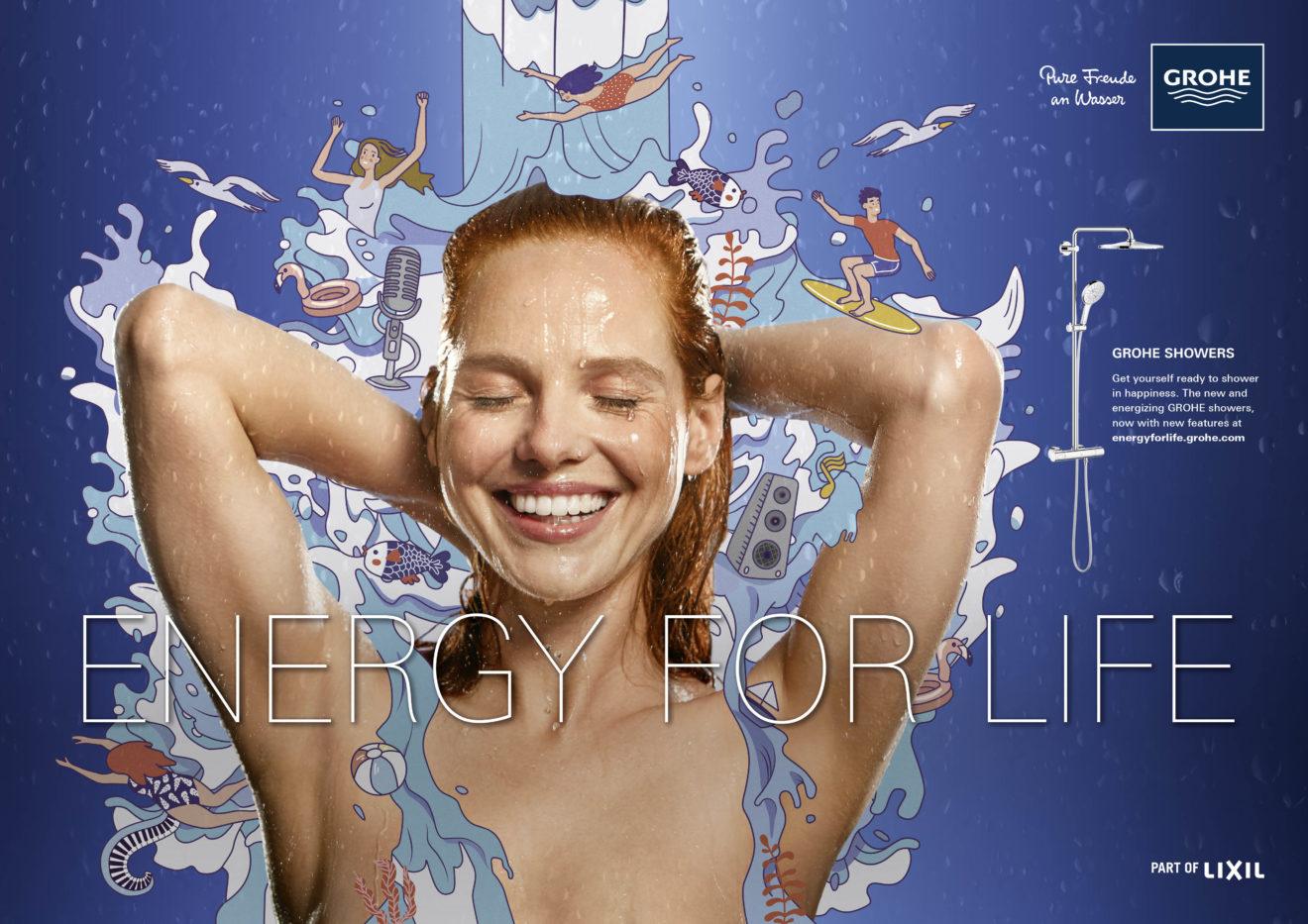 Вода – энергия жизни
